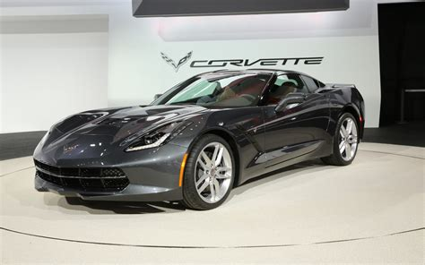 2014 Chevrolet Corvette Mpg by 2014 Chevrolet Corvette Stingray 1lt Coupe Manual Vin