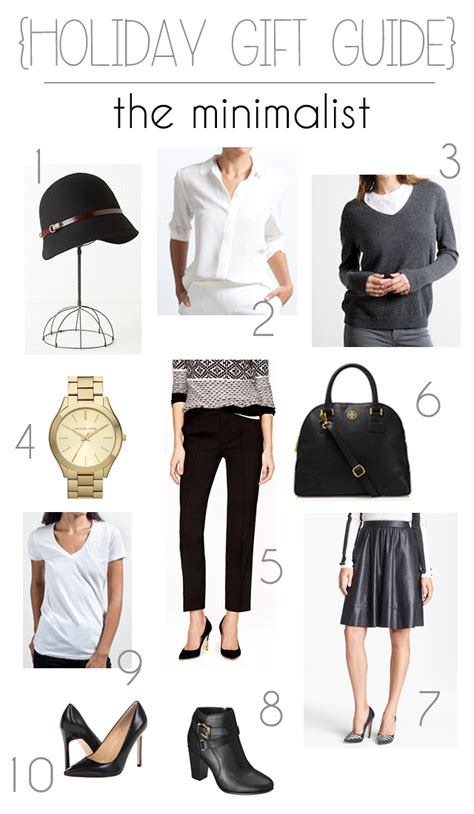 Gift Guide The Minimalist  Dress Cori Lynn