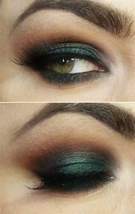 The 25+ best Green smokey eye ideas on Pinterest | Green ...