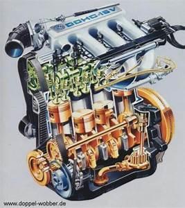 Vw Dohc 16v  Gas