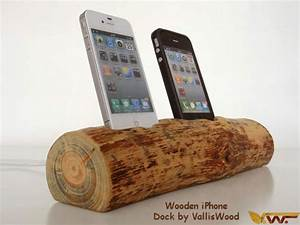 5 Cool iPhone 5 Docking Stations from Etsy - Dot Com Women