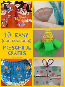 Easy, Crafts, For, Preschoolers