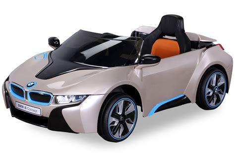 auto für 3 kinder kinder elektroauto bmw i8 lizenziert 2x 45 watt motor 2x 6v 7ah batterie miweba gmbh