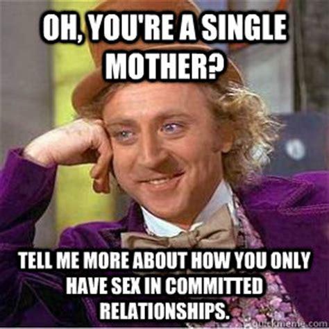 Single Mom Meme - dating a single mom meme