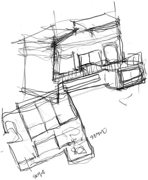 Haus Skizze Einfach by 79 Architektur Haus Skizze Einfamilienhaus Architektur