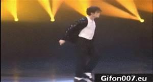 Gif 110: Michael Jackson Gif, Moonwalk, Dancing | Gifon007.eu