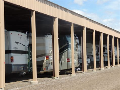storage building kits supplied  big iron construction