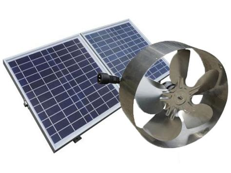 solar fan for house 25w solar powered attic fan