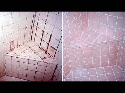 method  clean bathroom tiles   times