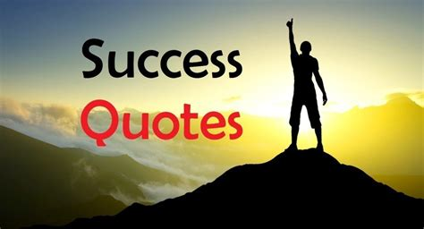 110 Best Success Quotes From Successful People