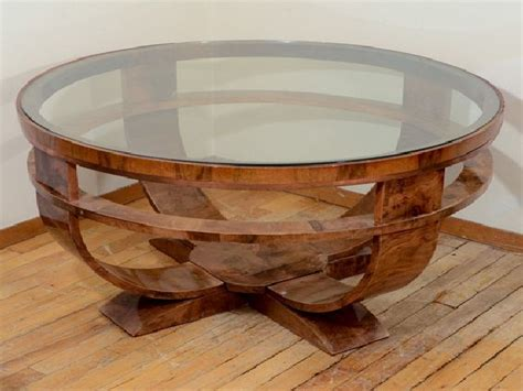 Round Coffee Table Designs