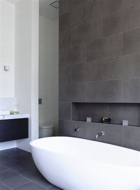 bathroom tile feature ideas bath tub feature walls tilejunket