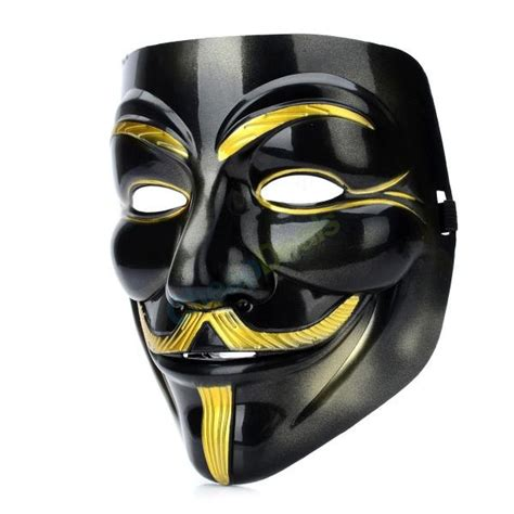 Maska Anonymous- Deluxe | BestPrezenty.pl