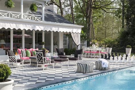 How To Create Luxe Backyard Retreat by How To Create A Luxe Backyard Retreat Palm Chic