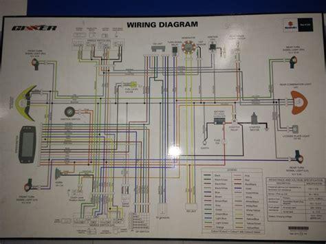 Wiring Diagram Suzuki 150 by Ownership Thread Suzuki Gixxer 155 Page 542
