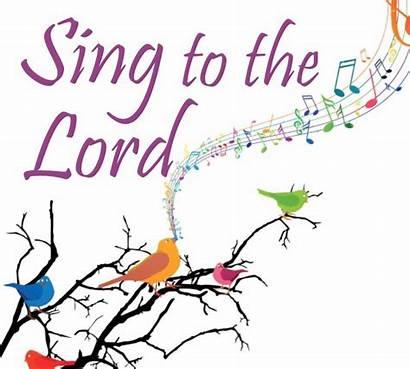 Sing Lord Choir Concert Spring Worship April