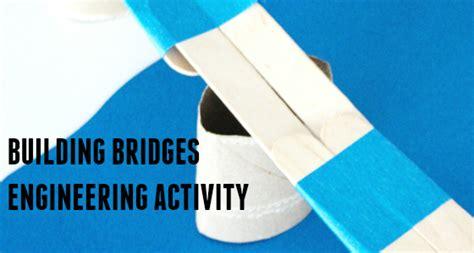 learning bridge preschool building bridges engineering activity pre k pages 274
