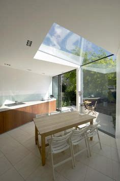 Delicious Interiors With Materials And Gorgeous Outdoor Spaces by Outdoor Living With Sunken Lounge Indoor Dining Area