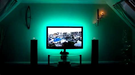 rgb led lights using 5m for tv back lighting