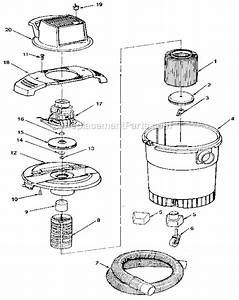 Craftsman 113177440 Parts List And Diagram