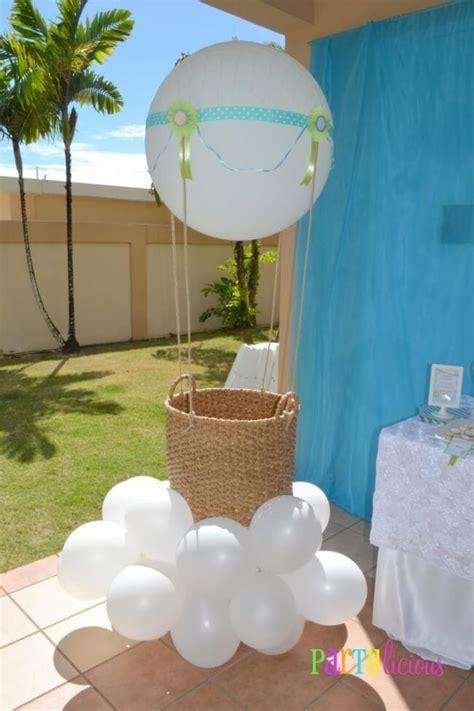 Air Decorations - boy s air balloon theme spaceships and laser beams