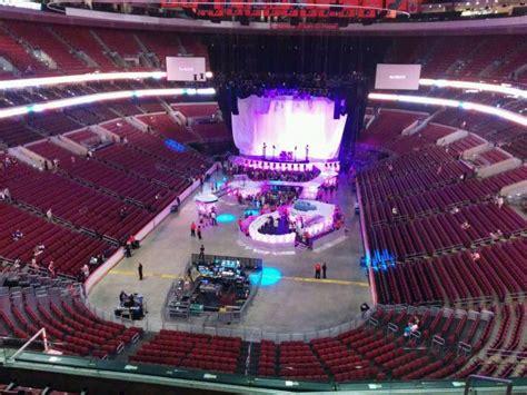 wells fargo center interactive concert seating chart