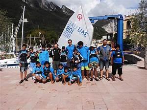 Abu Dhabi Sailing Yacht Club Training Camp On Lake Garda