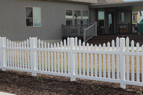 fence and deck depot vinyl fence systems fence and deck depot
