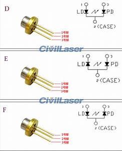 850nm 500mw Ir Laser Diode American Jdsu Original Laser