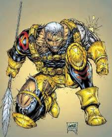 Cable Marvel Comics