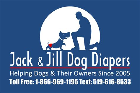 Image result for jack and jill dog diapers