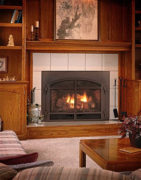 propane fireplace insert gas fireplace inserts