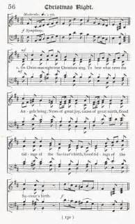 on christmas night sheet music