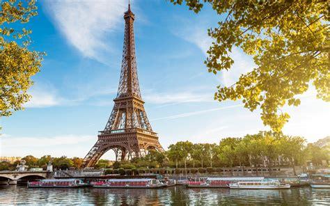 eiffel tower paris france wallpapers hd desktop  mobile backgrounds