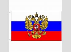 Drapeau Russie avec aigle 150x90cm russe Haut… Prix