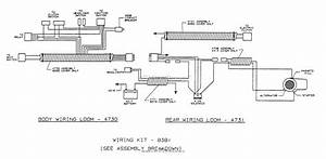 Dixon Ztr 428  1992  Parts Diagram For Wiring Assembly