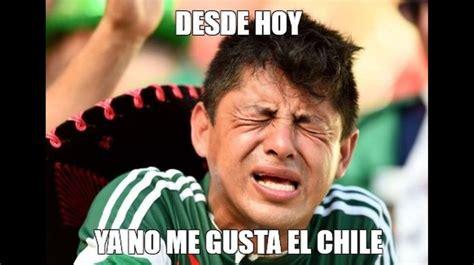 Memes Mexico - los memes de la derrota de m 233 xico vs chile estadio deportes