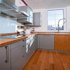 Küchenzeile 3 Meter : k chen arbeitsplatte 4 meter lang auf ~ Watch28wear.com Haus und Dekorationen