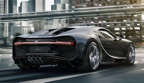 Bugatti Chiron Noire Elegance, Noire Sportive editions ...