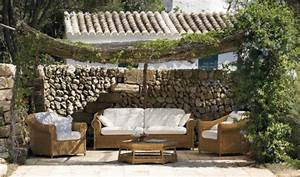 Salon Jardin Exterieur : table basse salon de jardin gifi ~ Premium-room.com Idées de Décoration