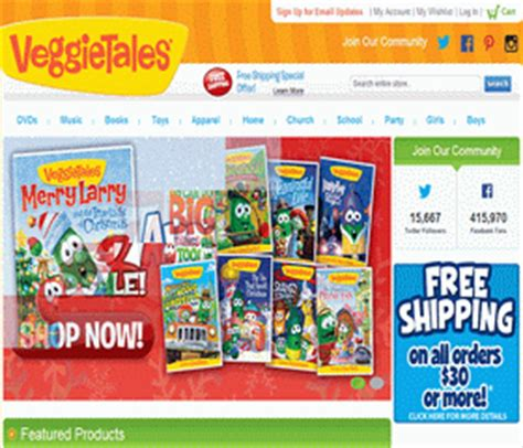 12872 Bitsbox Promo Code by Store Veggietales Coupons