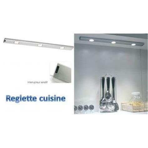 reglette cuisine réglette de cuisine à leds éclairage sous meubl achat