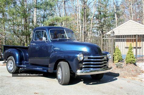 1953 Chevrolet Truck by 1953 Chevy Truck