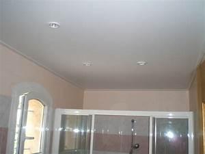 photo plafond platre marocain plafond platre With platre salle de bain