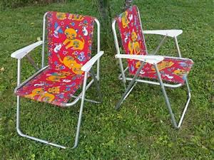 Chaise Pliante De Camping Pour Enfant Chaise De Camping