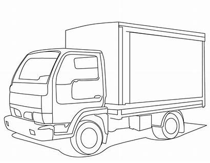 Coloring Truck Monster Printable Digger Grave