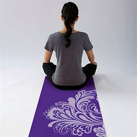 Gaiam Mat Singapore - buy gaiam watercress mat purple lewis