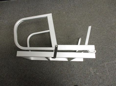 Boat Ladder Parts Accessories Buy by 4 Step Aluminum Pontoon Boat Folding Ladder 60 Quot Green