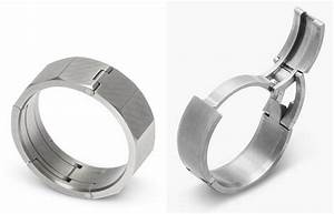 active wedding ring is a safer more comfortable wedding band With active wedding rings