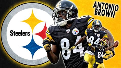 nfl antonio brown wallpaper youtube